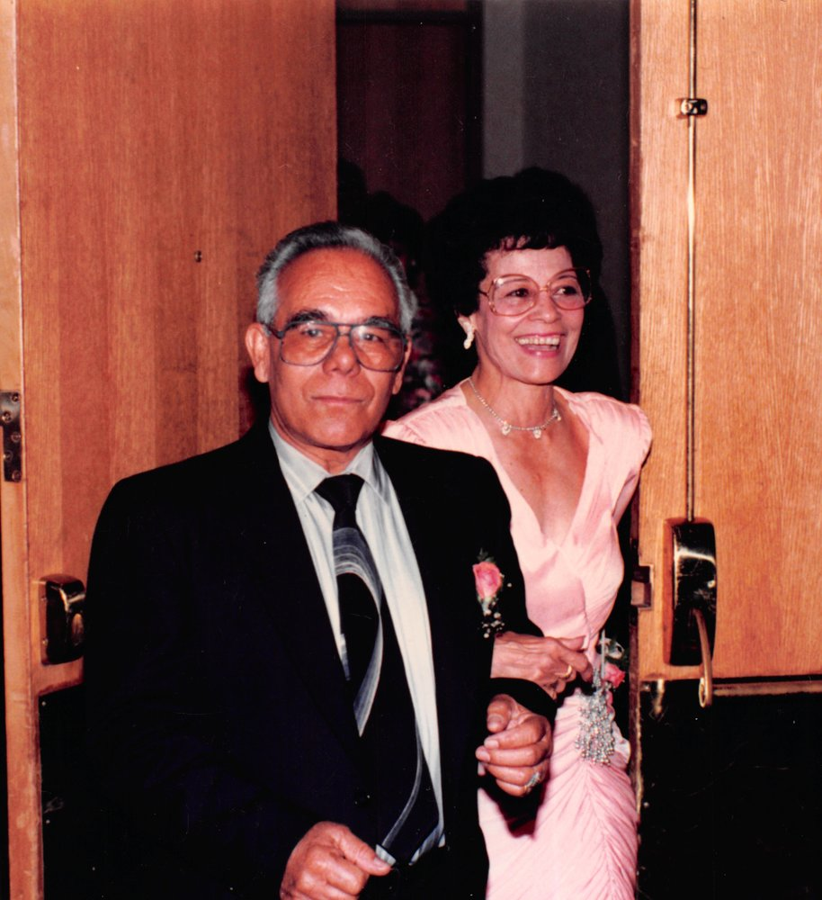 Felix and Felicita  Cuevas