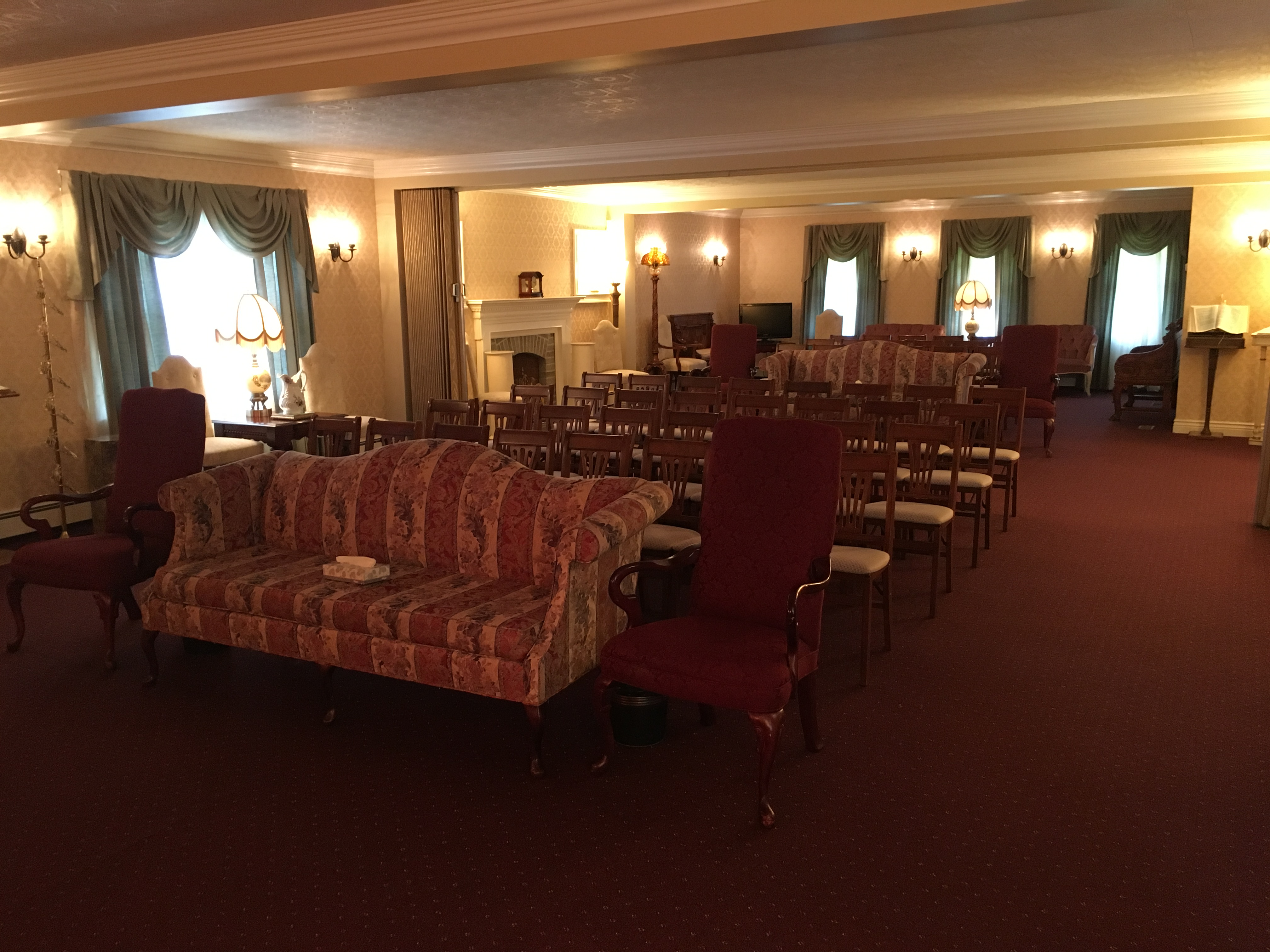 Our Chapel at Albrecht Bruno & O'Shea Funeral Home